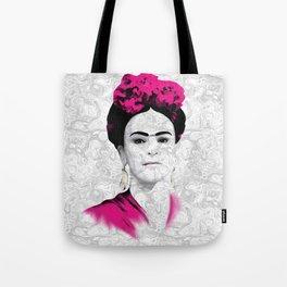 Frida Kahlo 23 Tote Bag