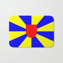 West Flanders flag belgium region province Bath Mat