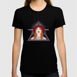 What kind of girl sings like this? T-shirt