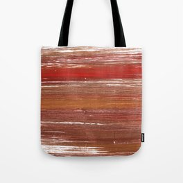 Chestnut abstract watercolor Tote Bag
