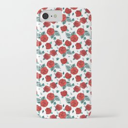 Run for the Roses iPhone Case