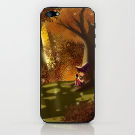 Autumn Approaches iPhone Skin