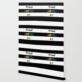 Proud LGBTQ+ Ally Wallpaper
