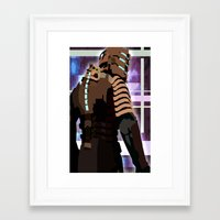 engineer Framed Art Prints featuring The Engineer by sens