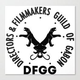 DFGG Canvas Print