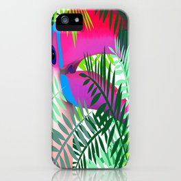 Toucan Lovers iPhone Case