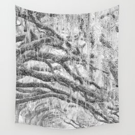 Arching Limbs Wall Tapestry