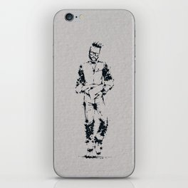 Splaaash Series - Hipster Dude Ink iPhone Skin