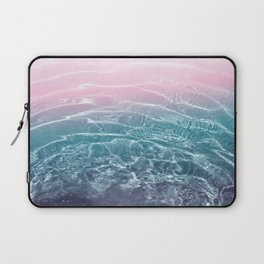 Pink Blue Ocean Dream #1 #water #decor #art #society6 Laptop Sleeve