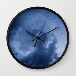 Shaded Skies Wall Clock