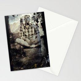 Portrait Tintype Stationery Cards