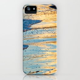 Golden Morning Reflection iPhone Case