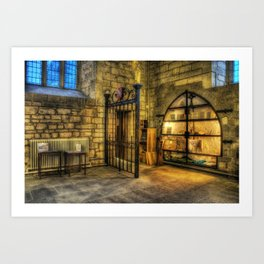 Cathedral Display Art Print