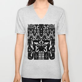 In The City Unisex V-Neck