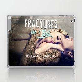 Fractures in Ink Laptop & iPad Skin