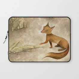 In the silence of the afternoon Laptop Sleeve