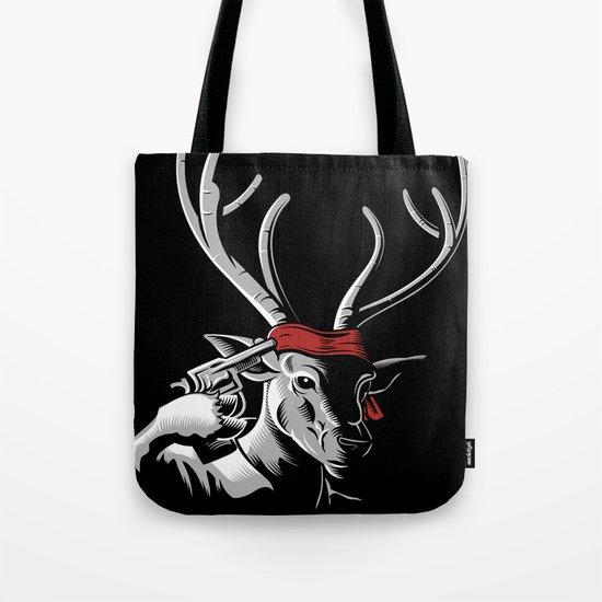 The Deer Hunter Tote Bag
