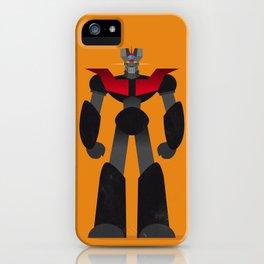 Mazinger Z iPhone Case