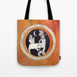 Ontological box - Tables Tote Bag