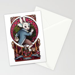 So Very Late Stationery Cards