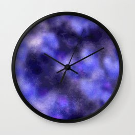 Stormy Wall Clock