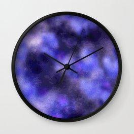Stormy Wall Clock