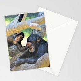 Chimp Parenting Stationery Cards