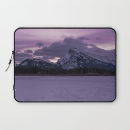 Vermillion Sunrise Laptop Sleeve