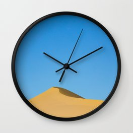 Kelso Sand Dune Wall Clock