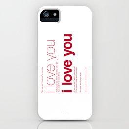 Massimo Vignelli dijo iPhone Case