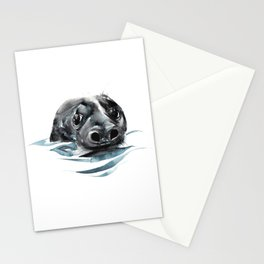 Seal Floating Stationery Cards
