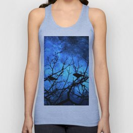 Crows: Attempted Murder -Blue Skies Unisex Tank Top