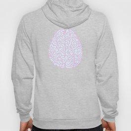Pastel Brain Hoody