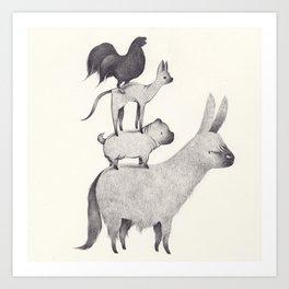 Bremen Art Print