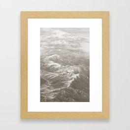 Minnesota, California Framed Art Print