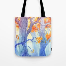 The Long Crossing Tote Bag
