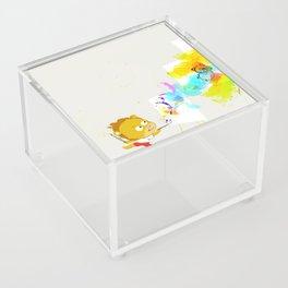 Leo Acrylic Box