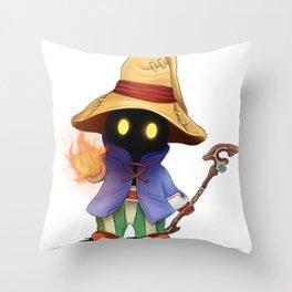 Vivi Chibi Throw Pillow