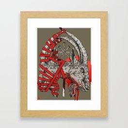 Sempitern Framed Art Print