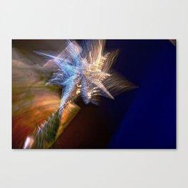 Abstract Star Of Wonder Canvas Print