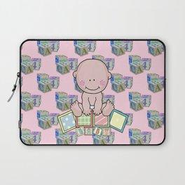 Babies 1st Year Laptop Sleeve