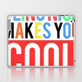 ***Ltd Edition: Beautiful quotation art Laptop & iPad Skin