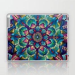 Kaleidoscopic Mandala Laptop & iPad Skin