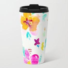 A Little Tropical Travel Mug