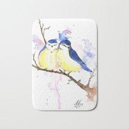Songbirds Bath Mat