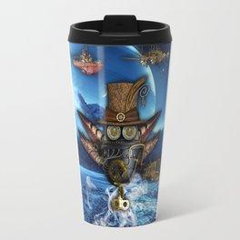 Steampunk Mechanics Travel Mug