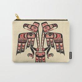 Salish Coast Twin Eagle Carry-All Pouch