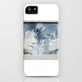 so quietly... iPhone Case