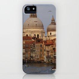 Venice from il Ponte dell'Accademia iPhone Case