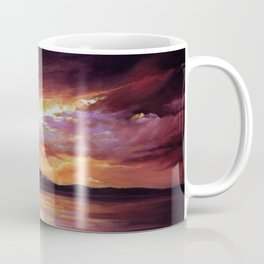 Arran Sunset Coffee Mug